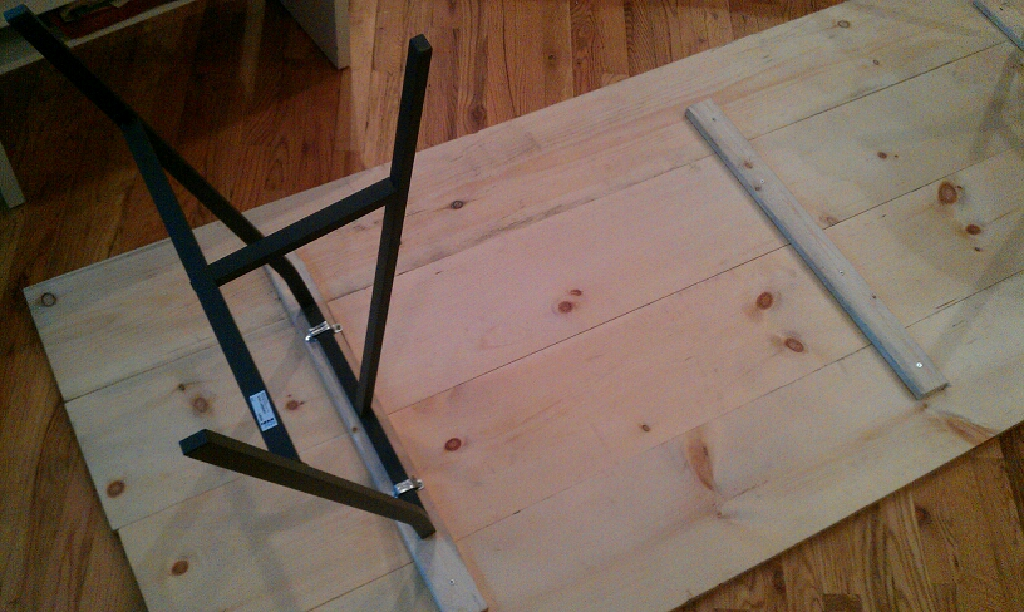 Then I Assembled THESE 10 IKEA Table Legs